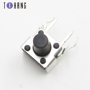 50/100PCS lot Tactile Tact Push Button Micro Switch 6*6*9 MM 4 pins DIP 6x6x9 image