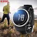 Hot!! EZON Homens IMC Monitor de Calorias Pedômetro Relógios Desportivos Relógio Running Caminhadas À Prova D' Água 50 m Digital Relógio de Pulso Montre Homme