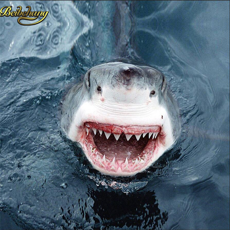 beibehang Horror shark Custom Mural Wallpaper papel de parede 3D Livingroom Bedroom Bathroom PVC Self-adhesive Floor Wall paper  beibehang summer beach floor floor murals wall stickers 3d wallpaper for living room pvc floor self adhesive papel de parede 3d