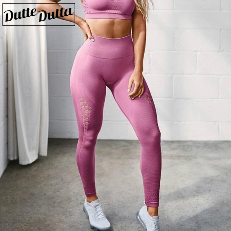 Legins Yoga Pants Women High Waist Seamless Leggings