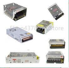 Ca 110V 220V à cc 5V 12V 24V 1A 2A 3A 5A 10A 15A 20A 30A 50A commutateur adaptateur de pilote dalimentation LED bande lumineuse