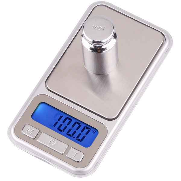 100g Calibration Gram Scale Weight for Mini Digital Pocket Scale