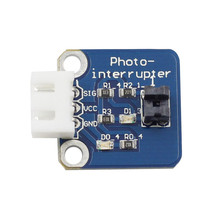 SunFounder Photo-interrupter Sensor Module for Arduino with 3-Pin anti-reverse cable