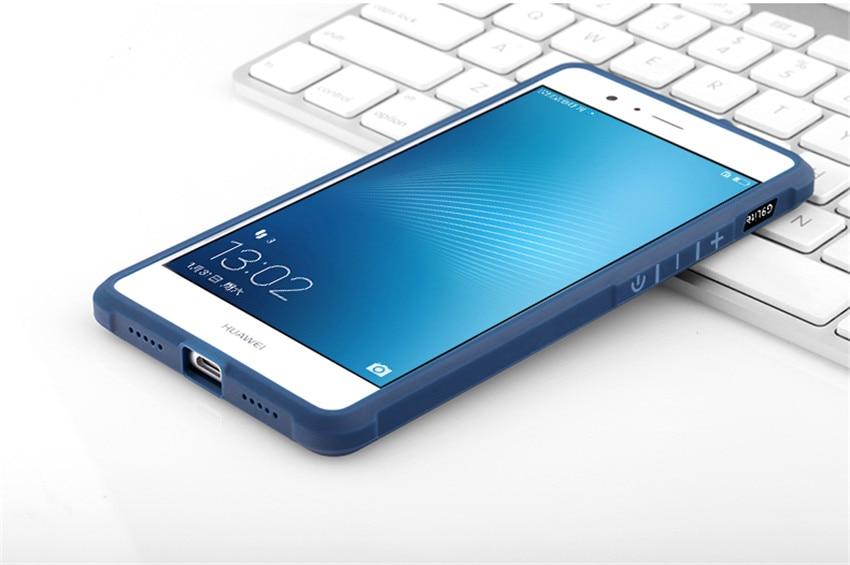 Για Huawei P9 Lite Case Πολυτελές Carbon Fiber Soft - Ανταλλακτικά και αξεσουάρ κινητών τηλεφώνων - Φωτογραφία 6