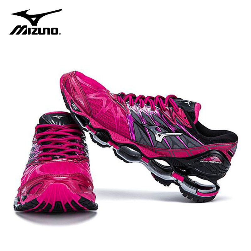 New MIZUNO Wave Prophecy 7 Women Sport Shoes Professional Sport Shoes Men Weightlifting Shoes Size 40
