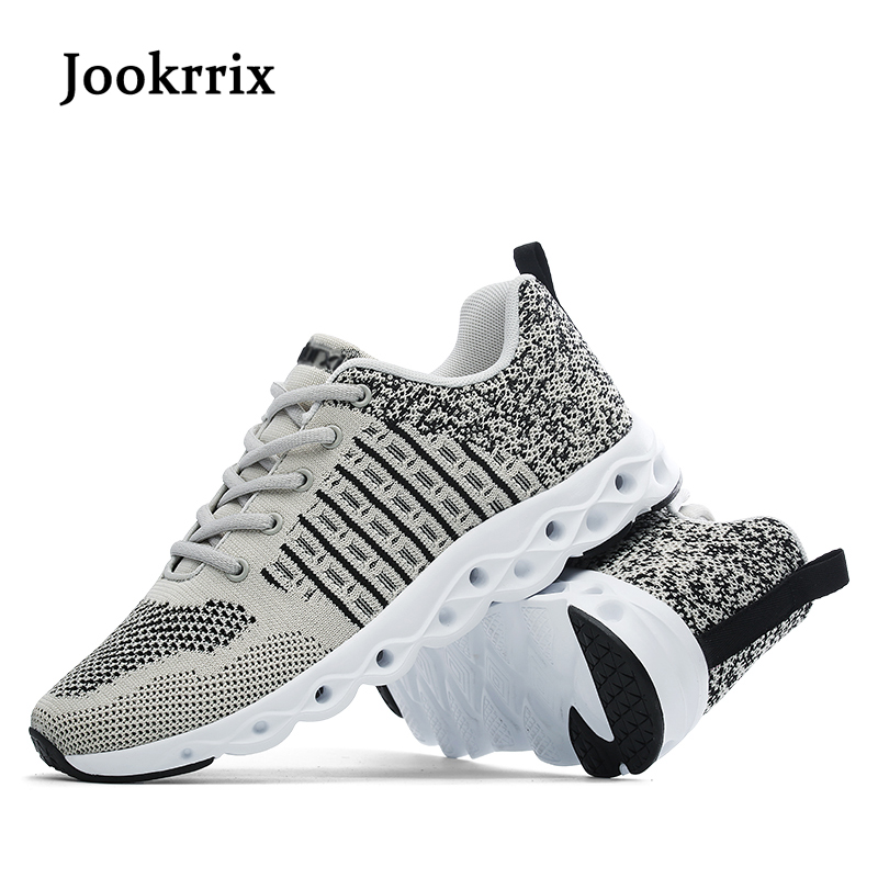 Jookrrix 2018 Spring Fashion Brand Leisure Shoes Men Sneaker Black Shoe  Breathable Cross tied Young Male Casual Shoe All match-in Men s Casual  Shoes from ... 9a37982cb7db