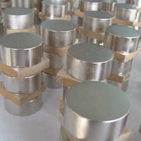 50x30mm Neodym N52 Magnet Stärkste Runde Magnete Rare Earth NdFeb Magnetische Material Magnet Magnet Verlangsamen Wasser gas Meter