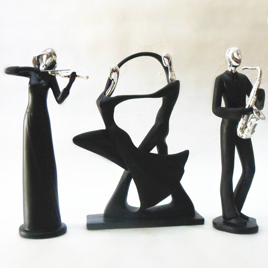 compare prices on dancing figurine online shoppingbuy low price  - modern decorative sculpture dancingsportsinging resin figurinescollections prizegift for event