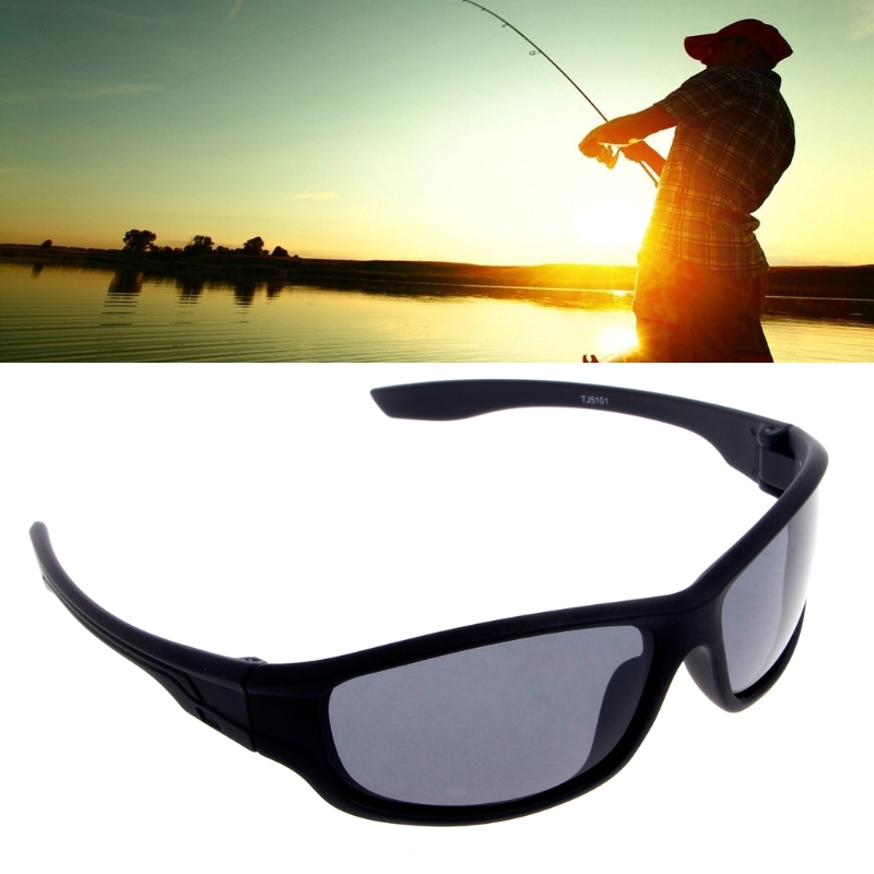 Mens Polarized Sunglasses Driving Cycling Glasses Sports Outdoor Fishing Eyewear JUN13