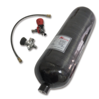 AC168201 2019 Acecare черный 6.8L 30Mpa углеродного волокна/Пейнтбол/PCP бак/цилиндр и клапан и заполнить станции PCP страйкбол/Gun съемки