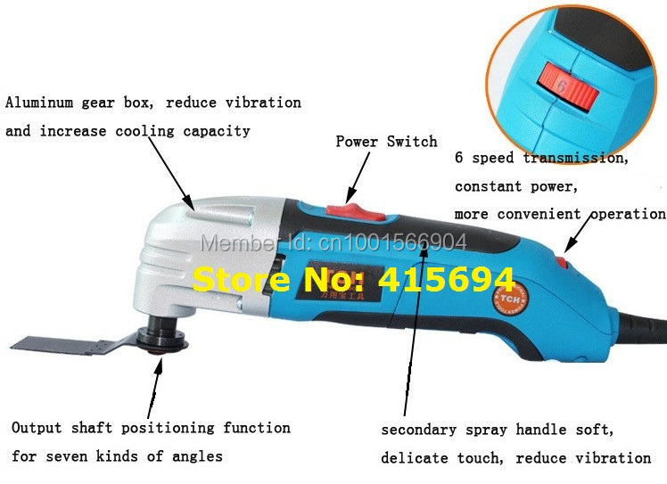 Mindenható felújító készlet! A felújító fűrész 37 - Elektromos kéziszerszámok - Fénykép 2