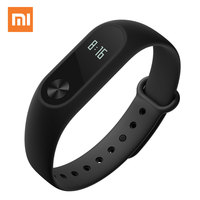 Xiaomi Mi Band 2 Smart Bracelet Heart Rate Monitor Wristband Miband 2 Fitness Tracker Android Bracelet