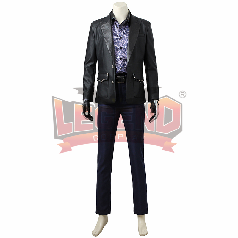 Final Fantasy XV FF15 Ignis Scientia Cosplay adult costume Custom Made halloween men male costume outfit