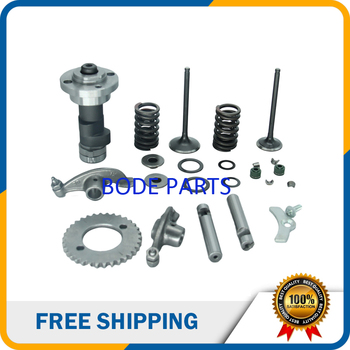Motorcycle Cylinder Head Assy Kits Full Parts for CB250cc  Engine ATV GO Kart Motorcycle GT-168