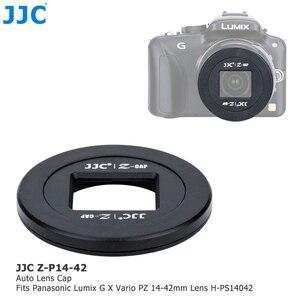 Image 4 - JJC Camera Auto Lensdop voor Panasonic Lumix Gx VARIO PZ 14 42mm Lens H PS14042 Lens