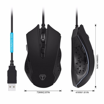 TECKNET-2400-DPI-USB-Wired-Gaming-Mouse-4