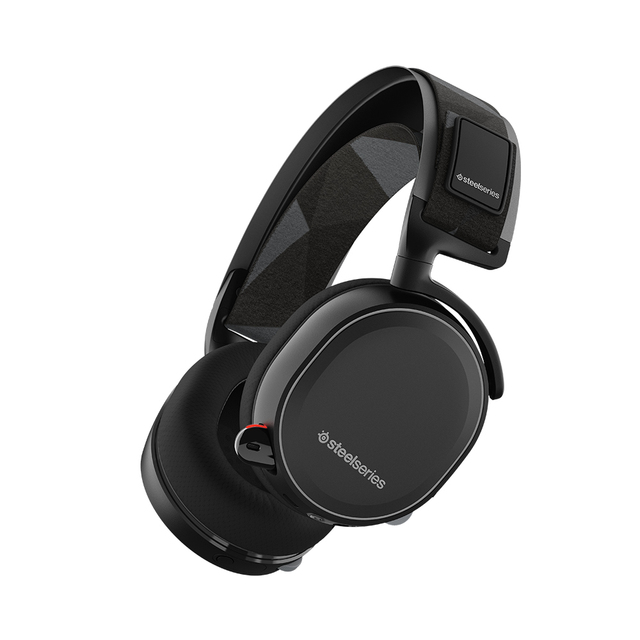 US $199 99 20% OFF|SteelSeries Arctis 7 Lag Free Wireless Gaming Headset  with DTS Headphone:X 7 1 Surround for PC PlayStation 4 VR Mac and Wired-in