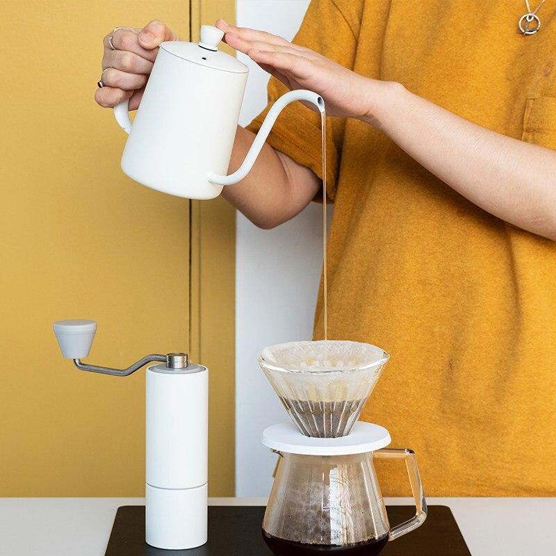 Timemore каштановый C pour над Подарочная коробка для кофе кофемолка/кофейник/капельница