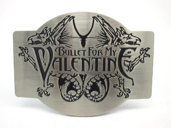 53a2d3c05dce Bullet For My Valentine Rock boucle de ceinture dans Boucles et Crochets de  Maison   Jardin sur AliExpress.com   Alibaba Group