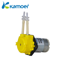 Фотография Kamoer New -KP 12V Small flow rate  and low pressure  peristaltic pump