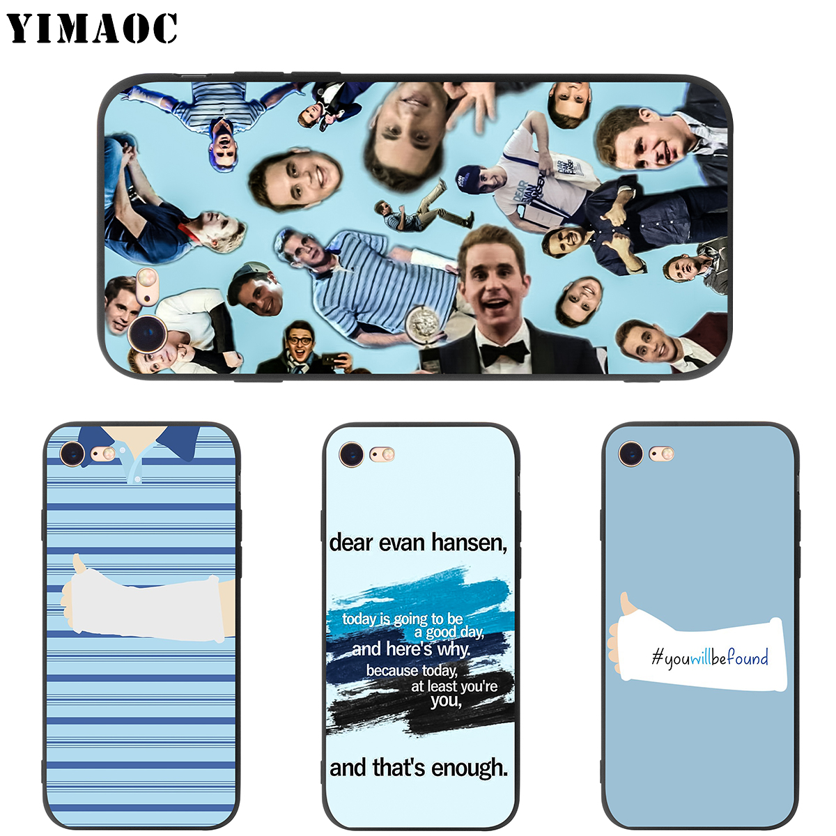 for iphone and samsung galaxy Dear Evan Hansen 8   phone case or wallet case