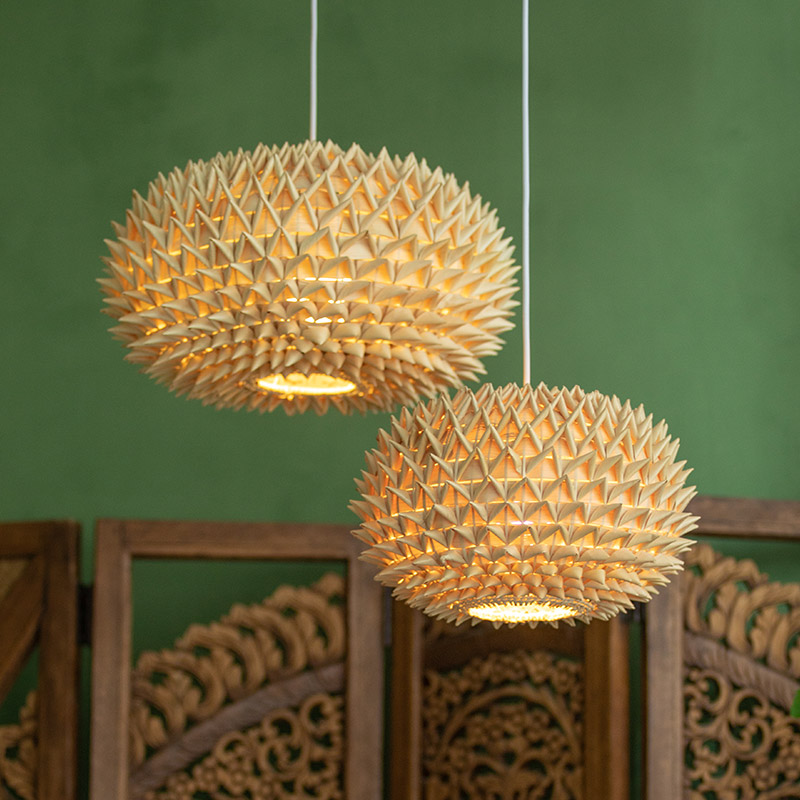 Southeast Asia Bamboo Idyllic Pendent Light Japanese Tatami Zen Living Room Hanging Lamp Luminaire Lamparas Lustre Lighting E27Southeast Asia Bamboo Idyllic Pendent Light Japanese Tatami Zen Living Room Hanging Lamp Luminaire Lamparas Lustre Lighting E27