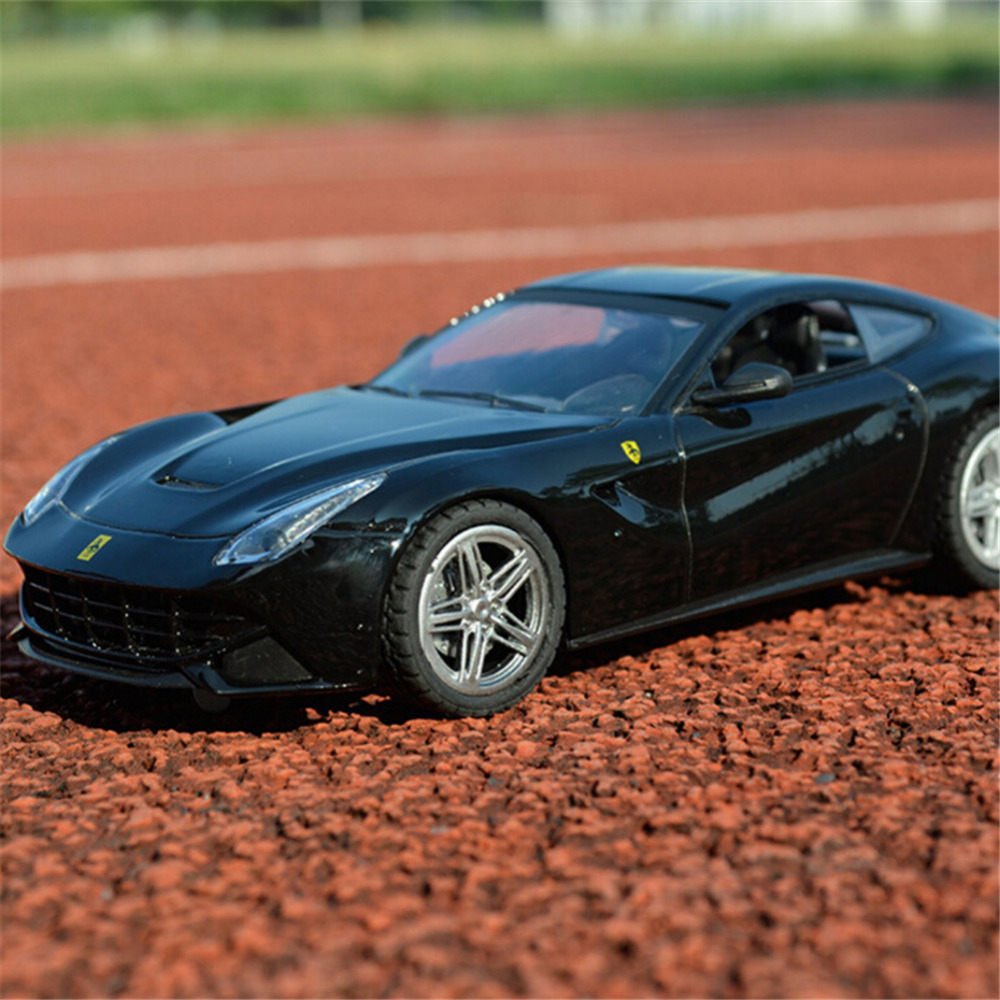 1:32 F12 Toy Alloy Model Sound and Light Pull-back Car Toy for boy chiildren and kids