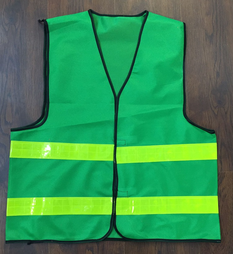 Road Traffic Warning Reflective Safety Vest For Cleaner Road Construction Worker 2016 real top fashion safety construction reflective vest more than a single fluorescent green lattice safety vest zip pocket