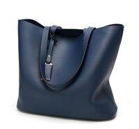 Fashion newest all match tote bag pu leather one shoulder women's handbag girl's bag jki5696er