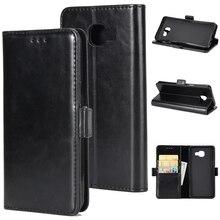 Магнитный кожаный чехол Rosany для samsung Galaxy A5 A3 A7 J3 J5 J7 S7 S6 Edge S5, чехол-кошелек с откидной крышкой для телефона