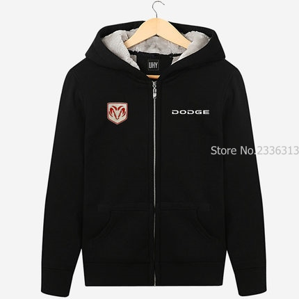 a90b6d50a US $58.88 |men 's autumn and winter Dodge 4S shop sweatshirtclothes  overalls coats fashion jackets-in Hoodies & Sweatshirts from Men's Clothing  on ...
