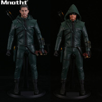 Collectible Full Set TQ1001 1/6 Cities Ranger Oliver Queen Green Arrow DC Hero Drama Series Action Figure Doll Hobbies toys