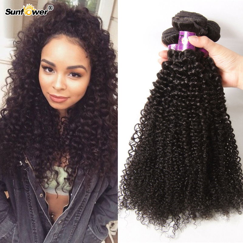 Unprocessed 7a ali pop hair 4pcs mongolian afro curly human hair weaves tight Virgin kinky curl extensions 8″-32″ natural color