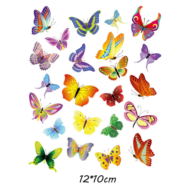 Милый мультфильм животных Комбинации гладить на патч ручной работы термоприклеивание, наклейки для Костюмы значки аппликаций для украшения из ткани - Цвет: J-61-35