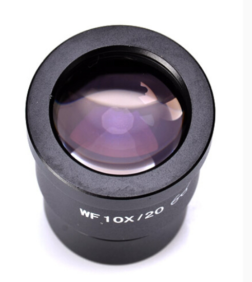 ФОТО 1PC 10X 20mm Widefield Reticle Eyepiece Mounting Size 30mm for Zoom Stereo Microscope