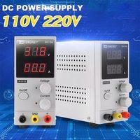 LED Digital Switching DC Power Supply Voltage Regulators Lab Repair Tool Adjustable LW K3010D 110V/220V 30V 10A Power Source