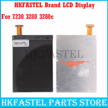 HKFASTEL New original cell phone LCD For Nokia 3208 3208c 72