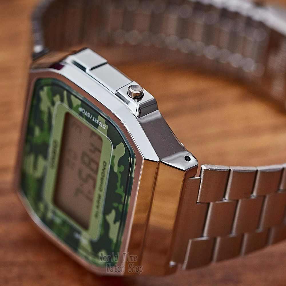 6bc15c689737 ... Casio reloj Analogue reloj deportivo de cuarzo para hombres y mujeres  moda casual retro digital neutral ...