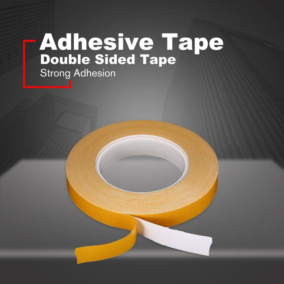 0.2mm Double Sided Self Adhesive Tape Glue Gel Transparent Sticky Repairing No Traces Car Sticker Glue High Strength