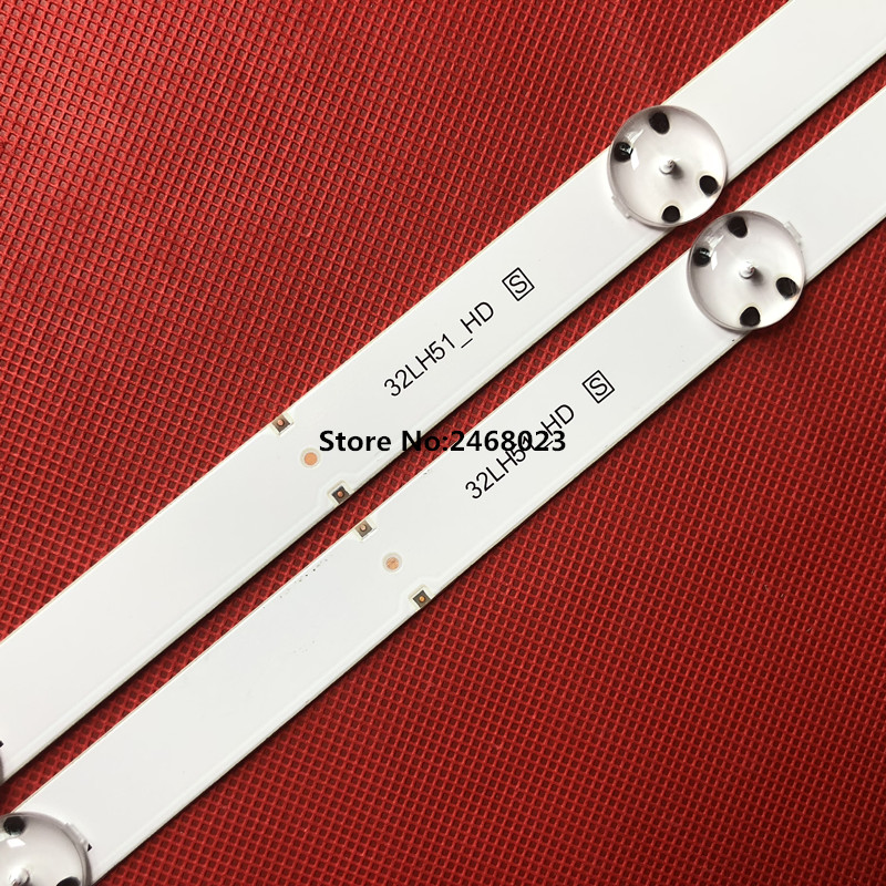 BACKLIGHT STRIP LG 32LH510B 32 LED TV REV 0 5 151210 HD LF51 HV320WHB M00 LGE