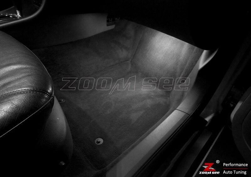 24 шт. X canbus Error Free для Audi A6 S6 C5 седан СВЕТОДИОДНЫЙ внутренняя карта плафон комплект посылка(1998-2004
