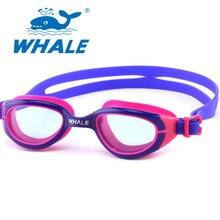 70ba05a38 Baleia do bebê de Natação À Prova D  Água óculos de natação para Crianças  Anti-nevoeiro óculos de Proteção UV Óculos de Armação .