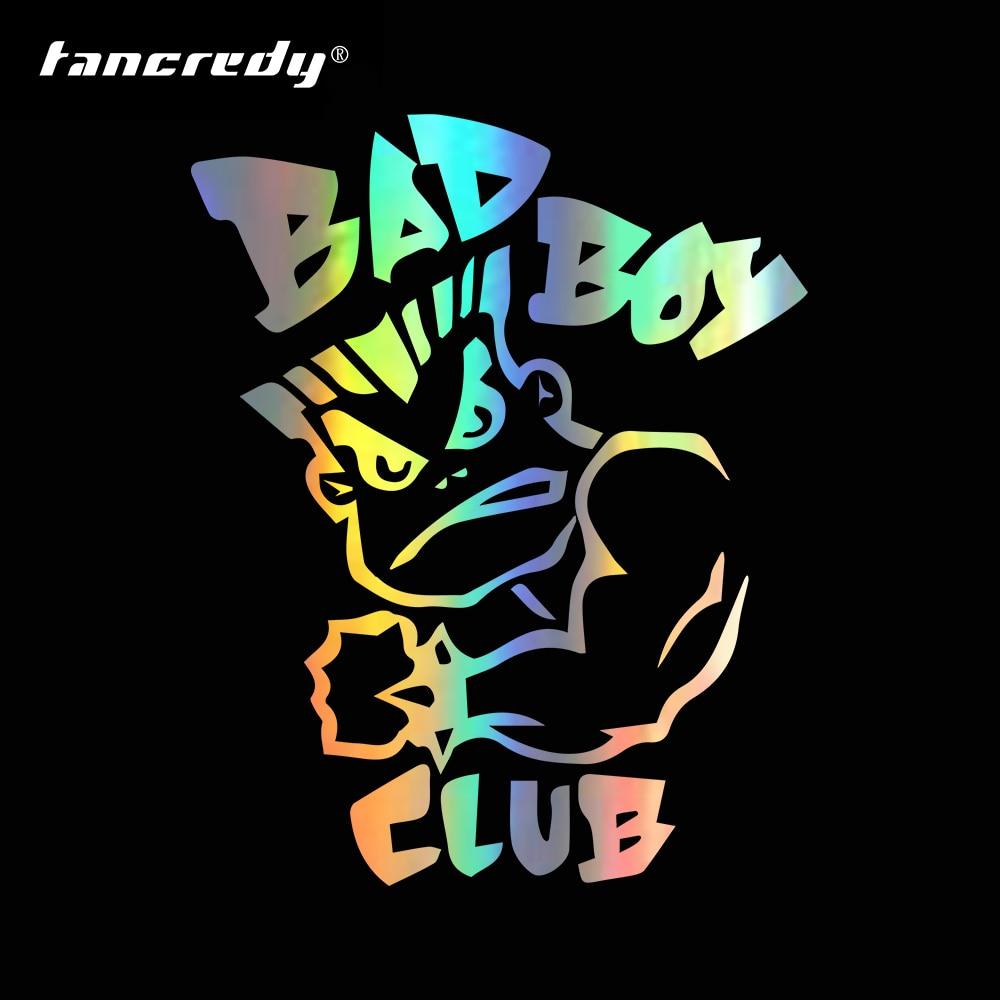Bad Boy Club Sticker