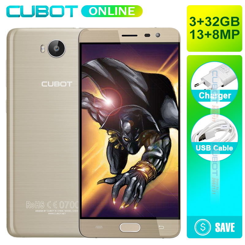 Cubot Cheetah 2 5.5 Inch FHD Smartphone MT6753 Octa Core 3GBs