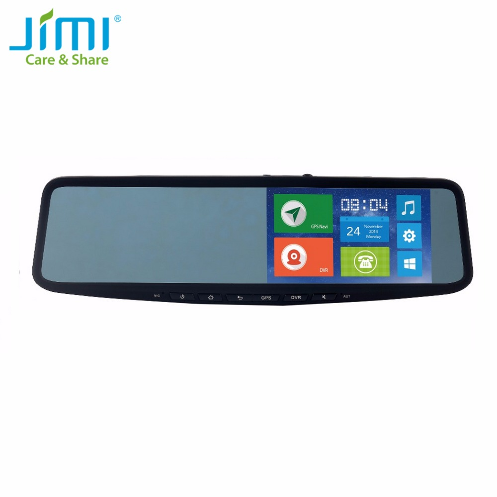 Jimi JC600 3G Smart Car Dash Cam Bracket Version With 5 Inch IPS Screen Car DVR