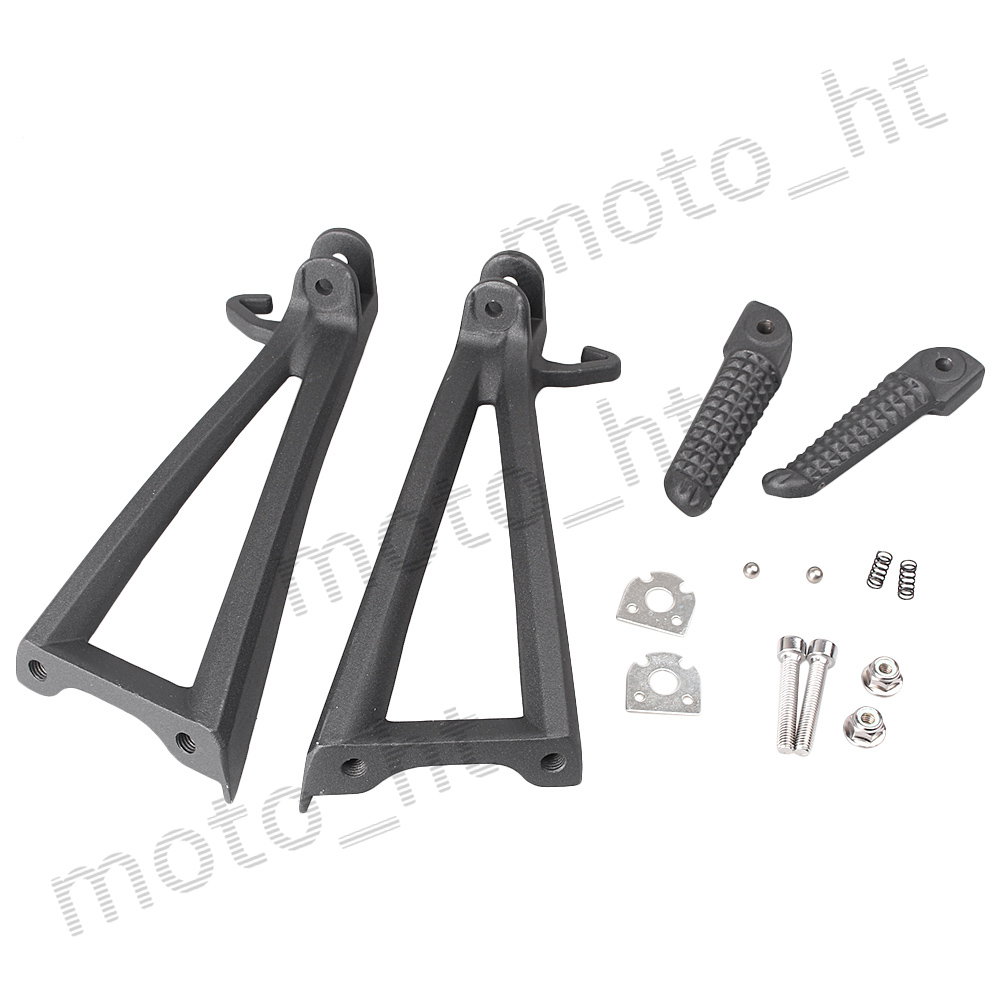 Bracket and aluminium screws NOS incl SHOGUN AIR FORCE II Mini Pump NEW