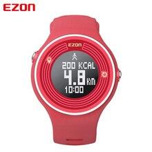EZON многофункциональный smart casual спортивные мужчины и женщины 50 м водонепроницаемые часы электронные шагомер запуск хронограф F1