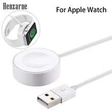 Henzarne Magnetic Charging Cable Wireless Charger For Apple