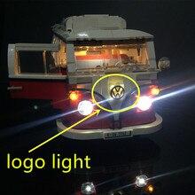 Verbeterde Led Light Kit Voor Schepper Volkswagen T1 Camper Van Licht Set Compatibel Met 10220 En 21001 (Niet Inbegrepen model)