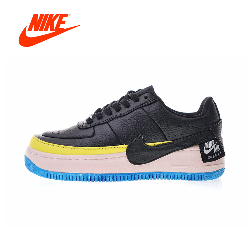 Original New Arrival Authentic Nike Wmns AF1 JESTER XX Women's Comfortable Skateboarding Shoes Sport Outdoor Sneakers AT2497-001